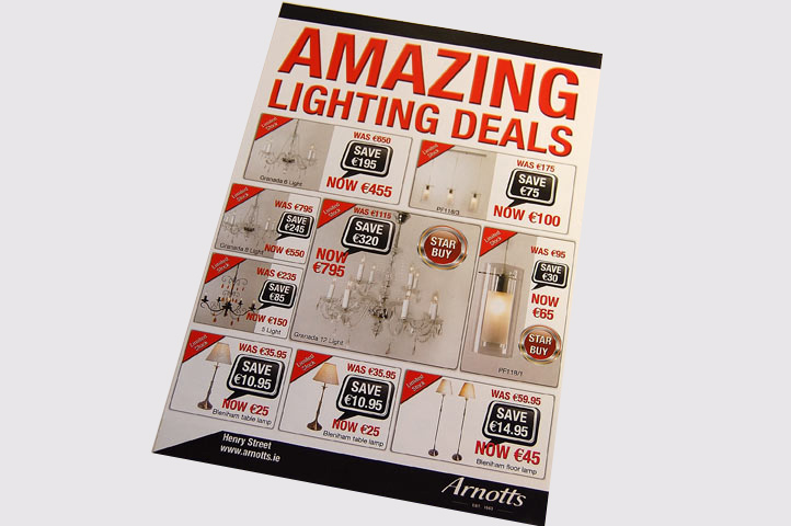 Arnotts Lighting Deals
